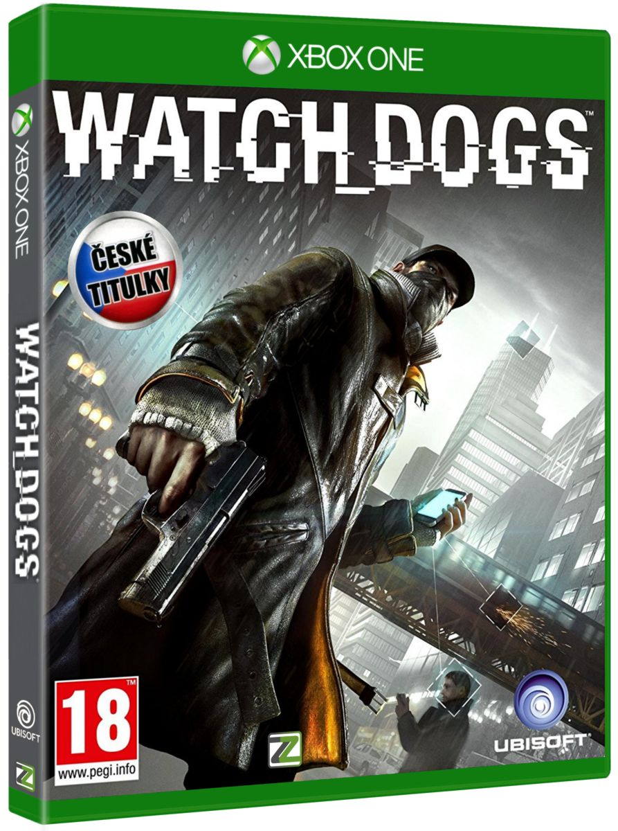 WATCH DOGS Special Edition CZ - Xone