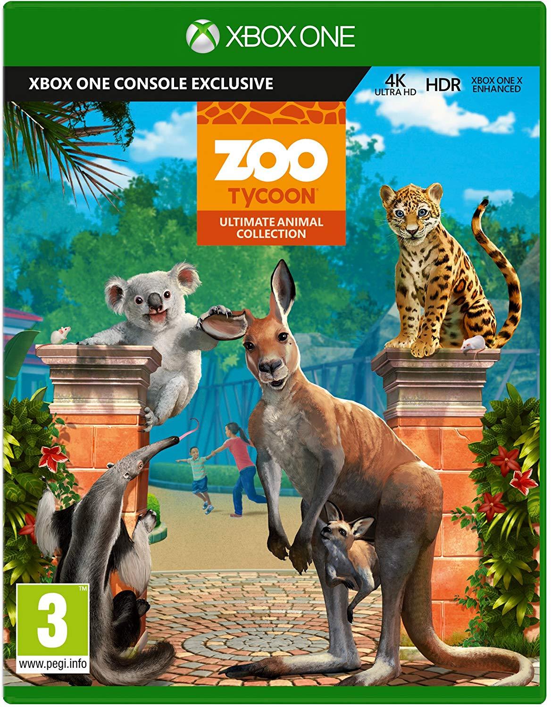 ZOO Tycoon Ultimate Animal Collection - Xone