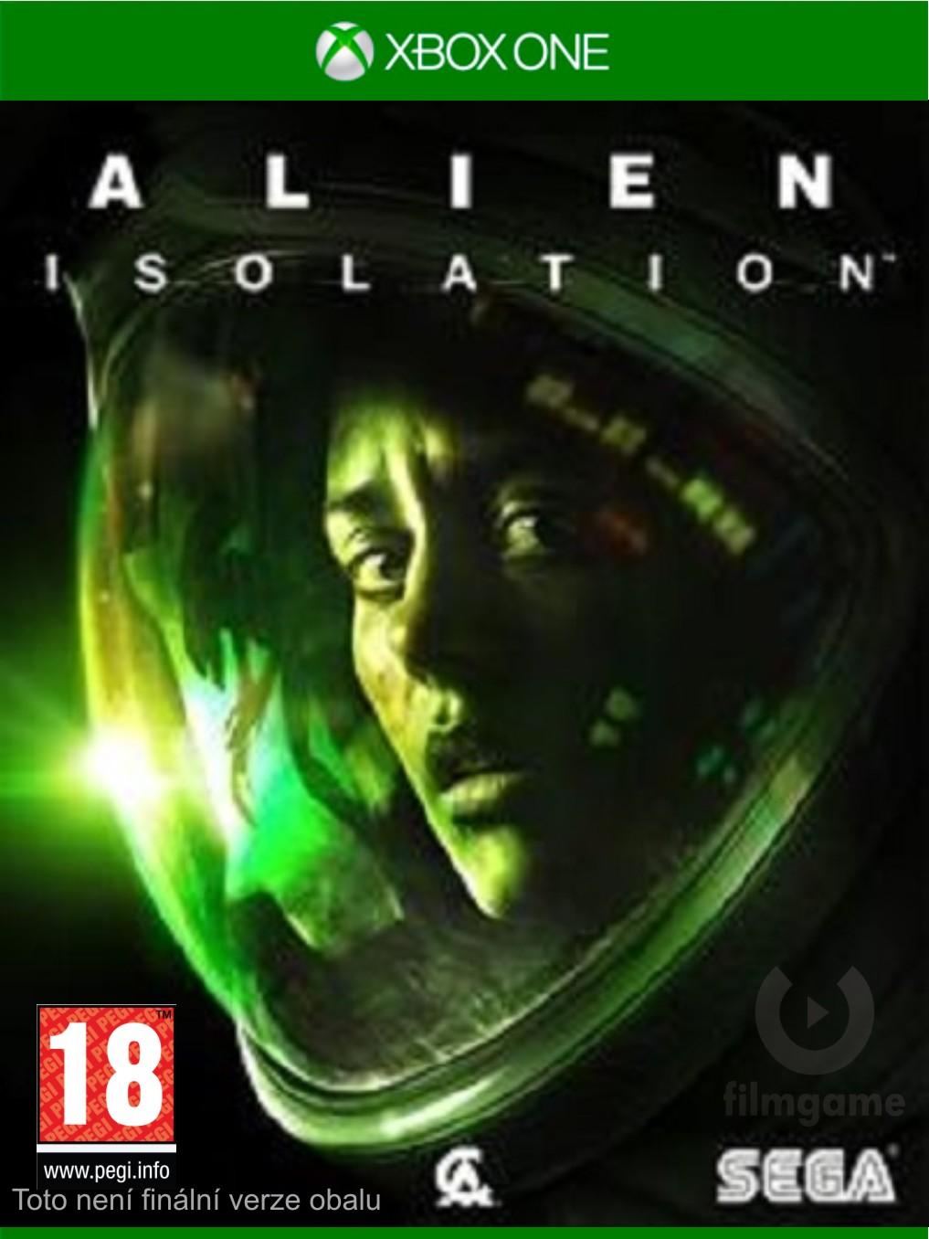 ALIEN ISOLATION - Nostromo Edition - Xone