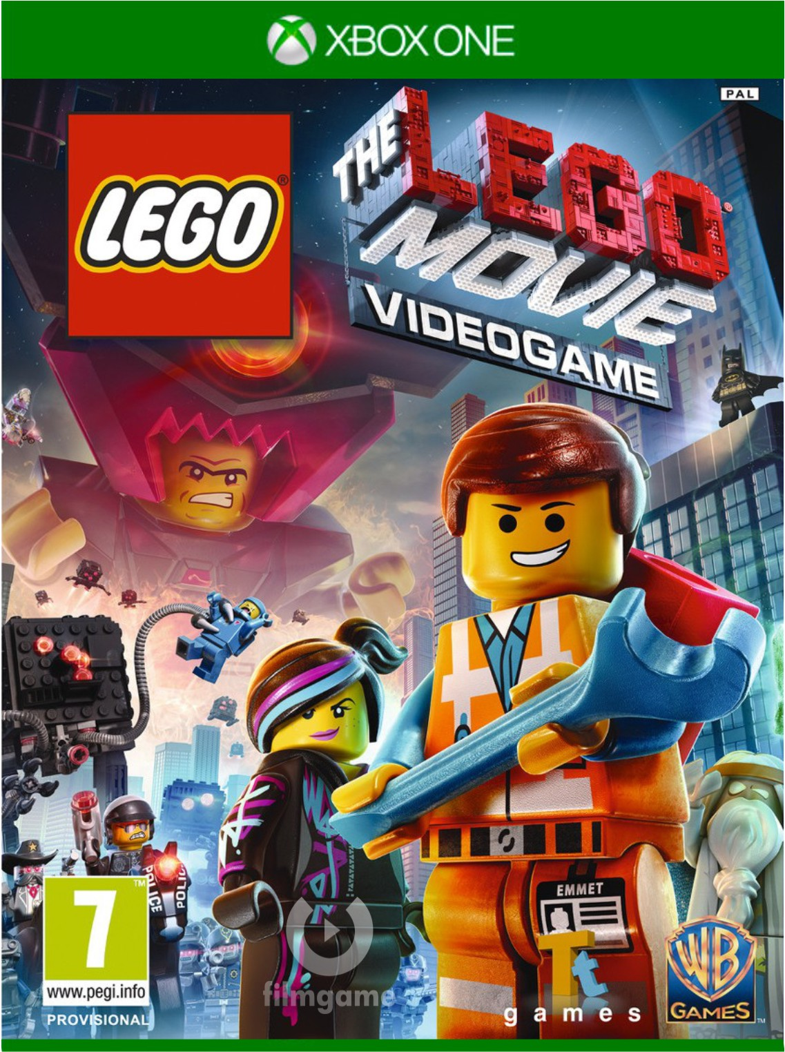 LEGO MOVIE: THE VIDEOGAME - Xone
