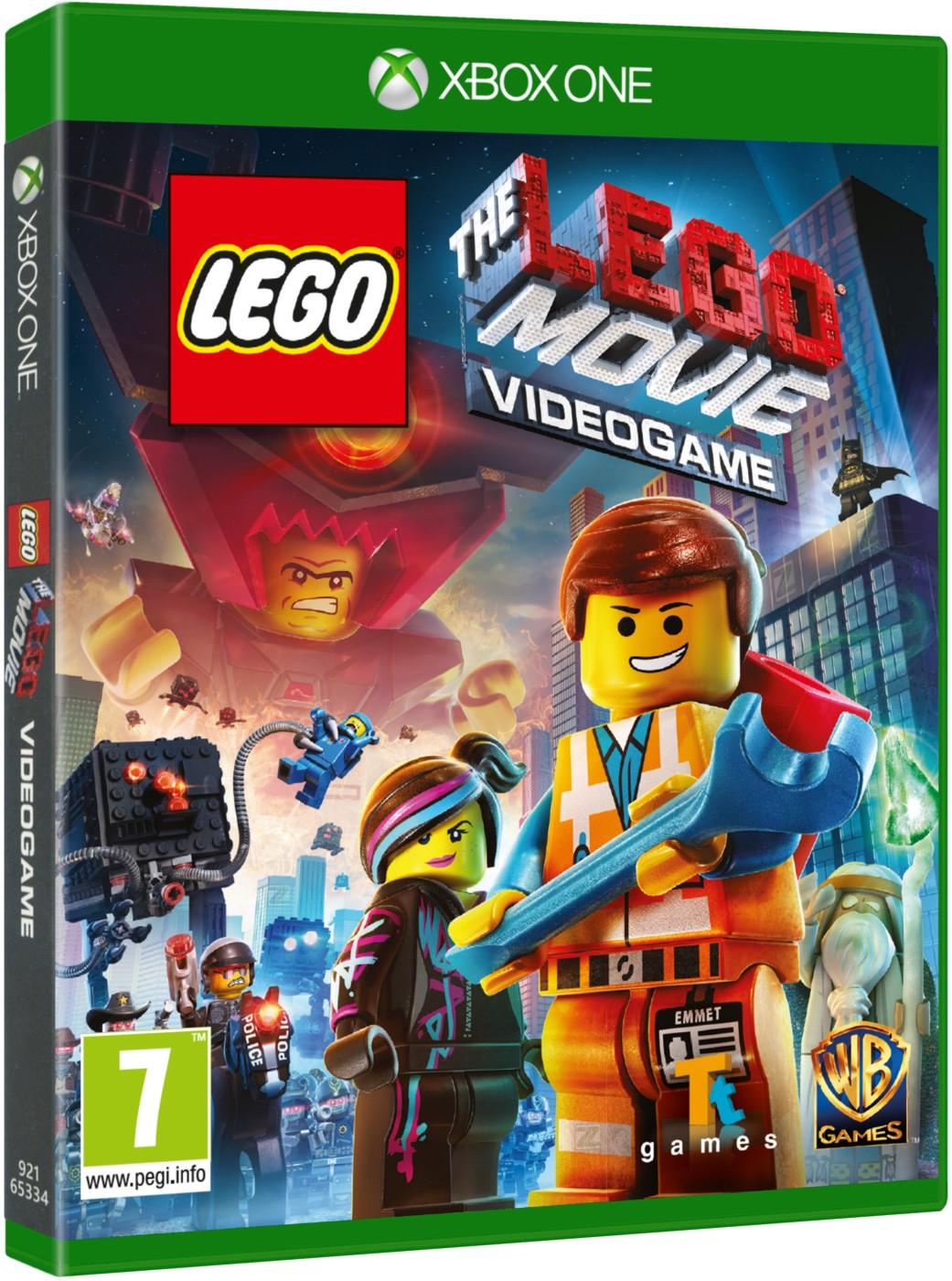 LEGO Movie: The Videogame - Xbox One