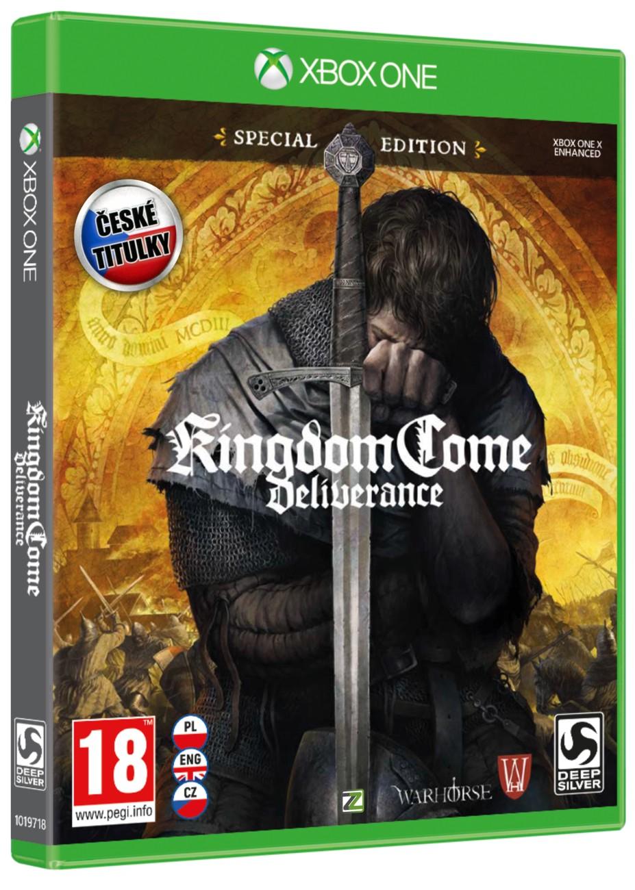 Kingdom Come: Deliverance (Special edition) - Xone