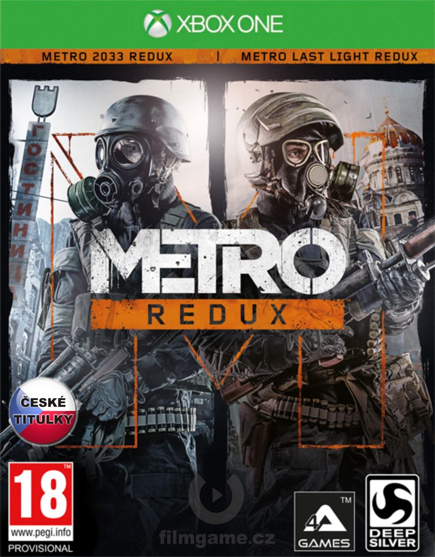 METRO REDUX CZ - Xone
