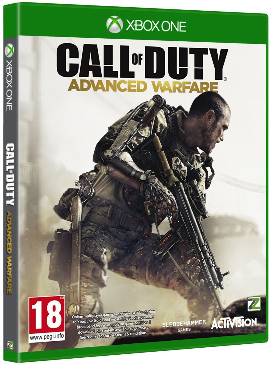 CALL OF DUTY: ADVANCED WARFARE - Xone
