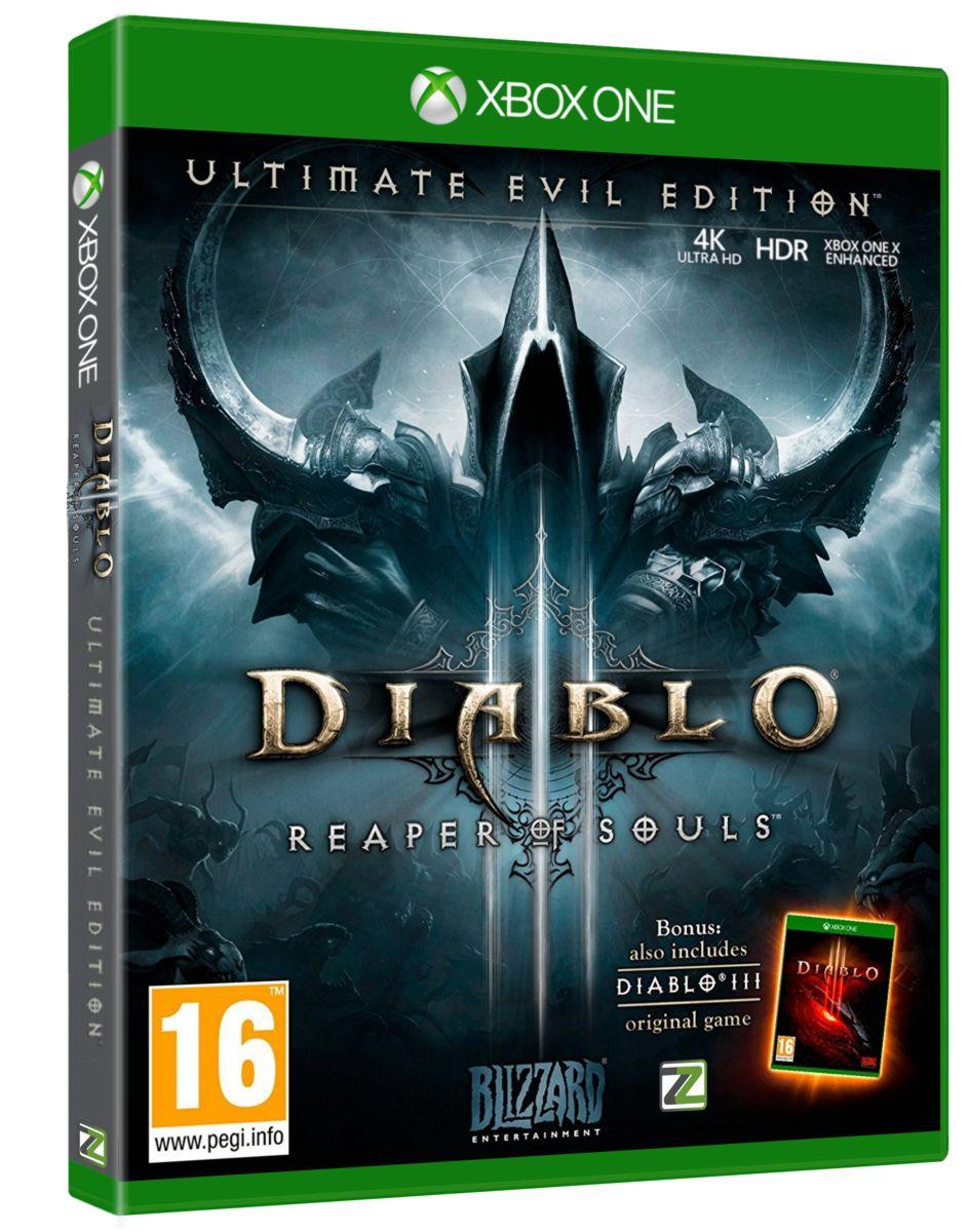 DIABLO III - ULTIMATE EVIL EDITION - Xone