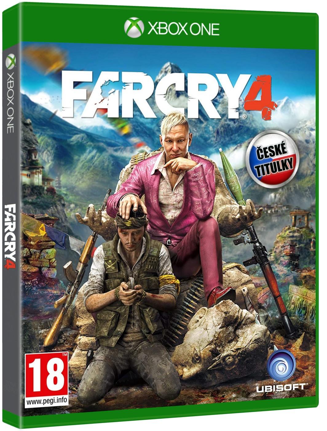 Far Cry 4 CZ - Xbox One