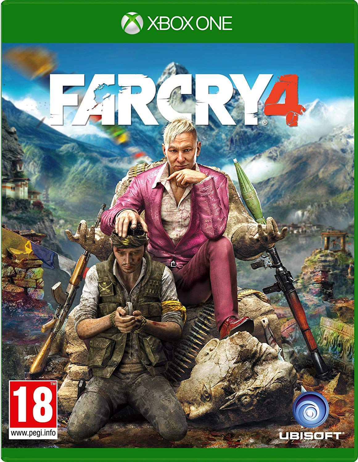 FAR CRY 4 CZ - Xone
