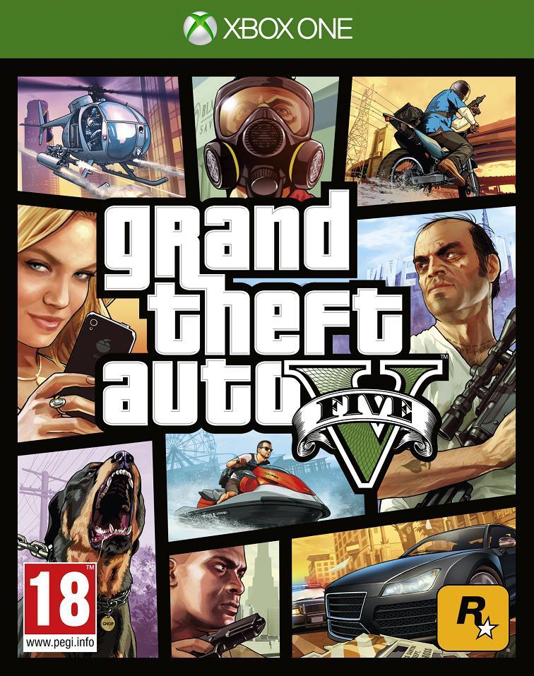 GRAND THEFT AUTO V (GTA 5) - Xone