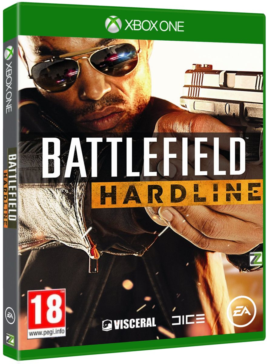 BATTLEFIELD: HARDLINE - Xbox One