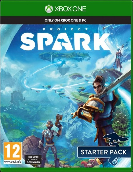 PROJECT SPARK - STARTER PACK - Xone
