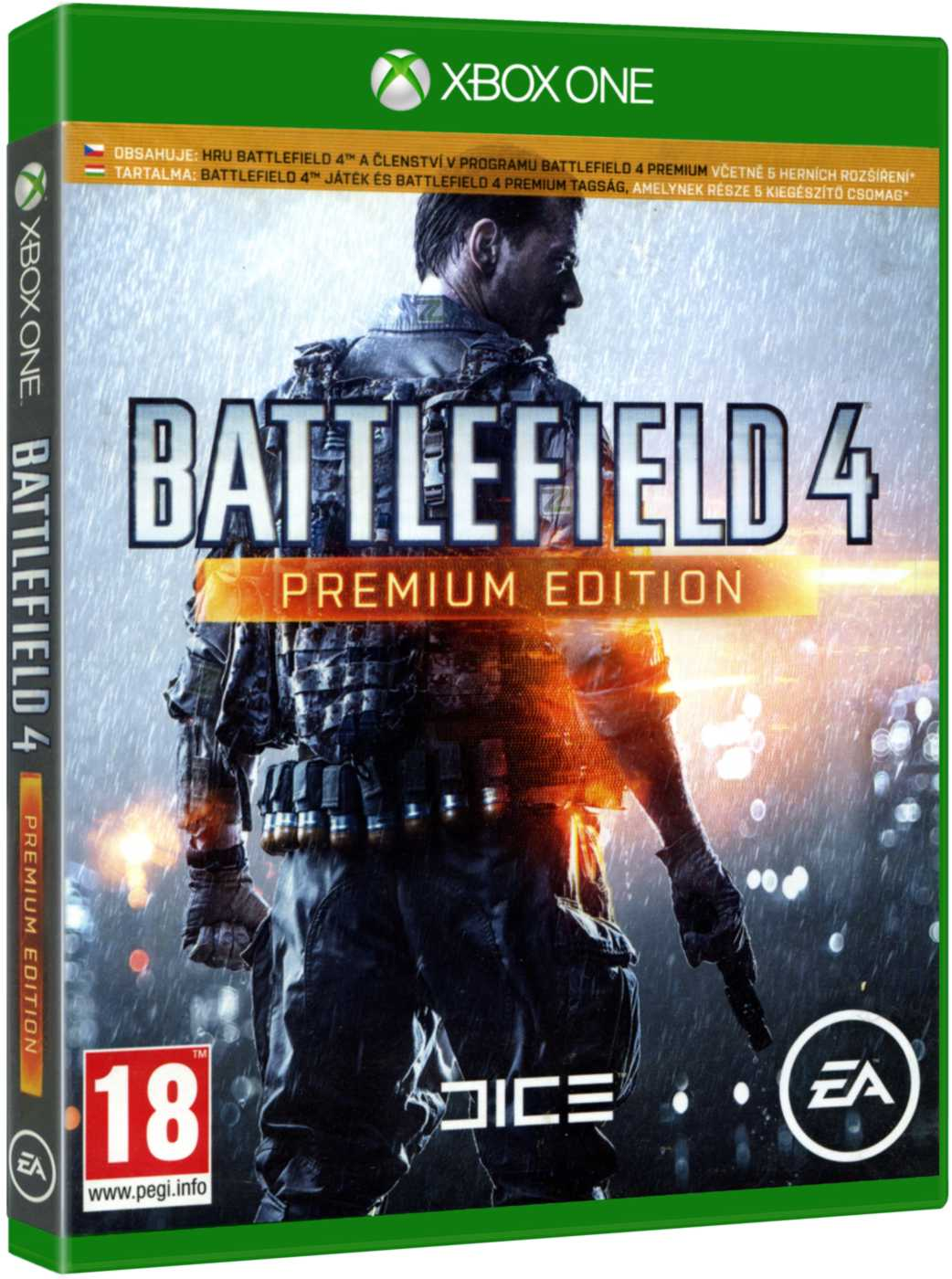 BATTLEFIELD 4 PREMIUM EDITION BUNDLE - Xbox One