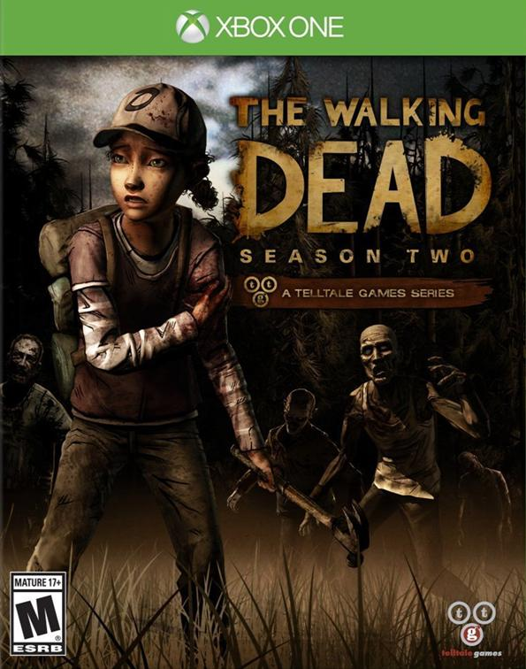 THE WALKING DEAD: SEASON 2 - Xone