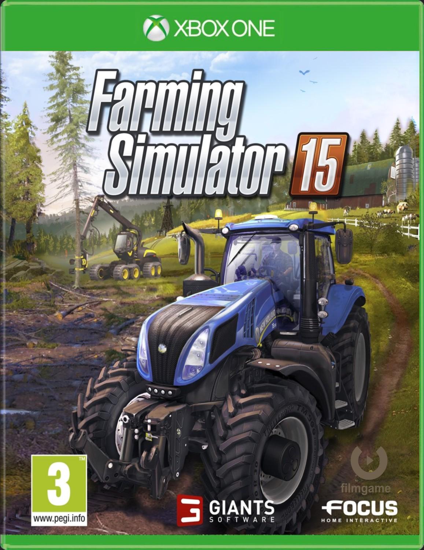 FARMING SIMULATOR 15 - Xone