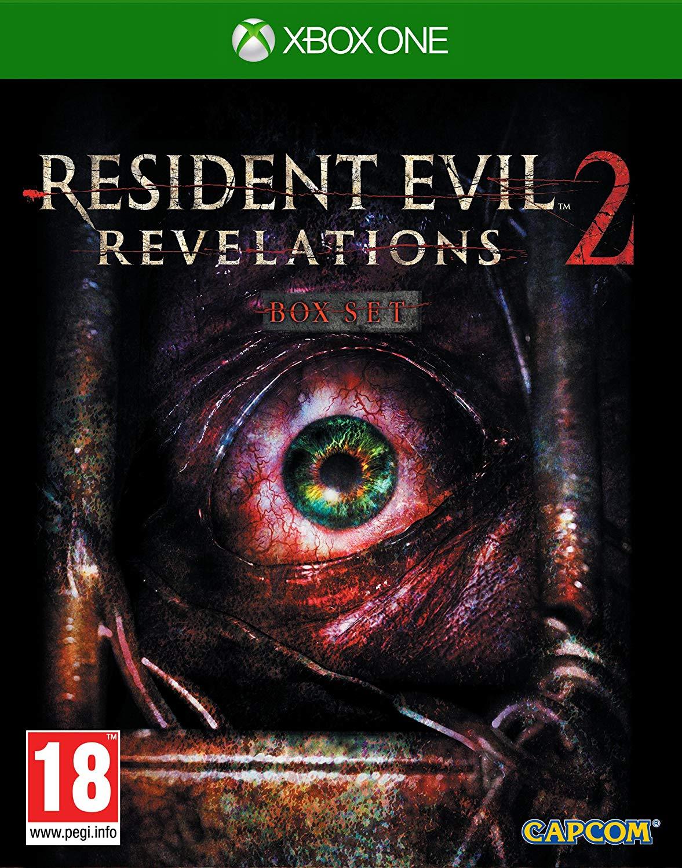 RESIDENT EVIL REVELATIONS 2 - Xone
