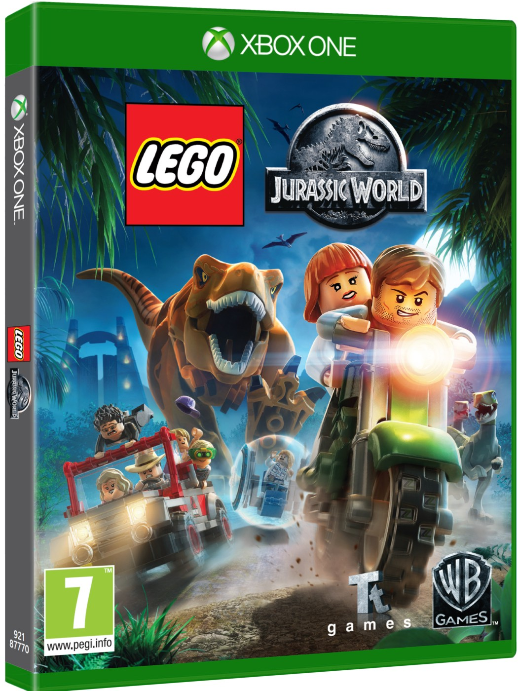 LEGO Jurassic World Game - Xbox One
