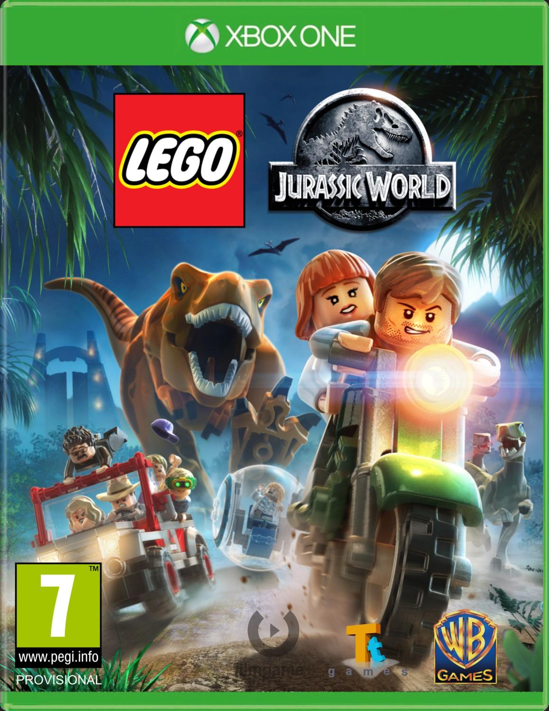 LEGO JURASSIC WORLD GAME - Xone