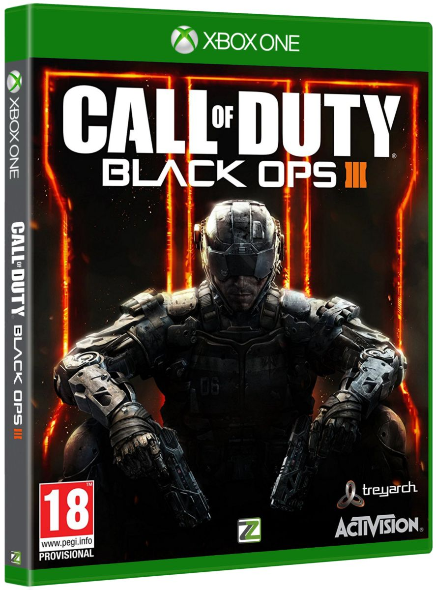CALL OF DUTY: BLACK OPS 3 - Xone
