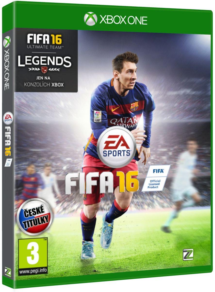 FIFA 16 CZ - Xone