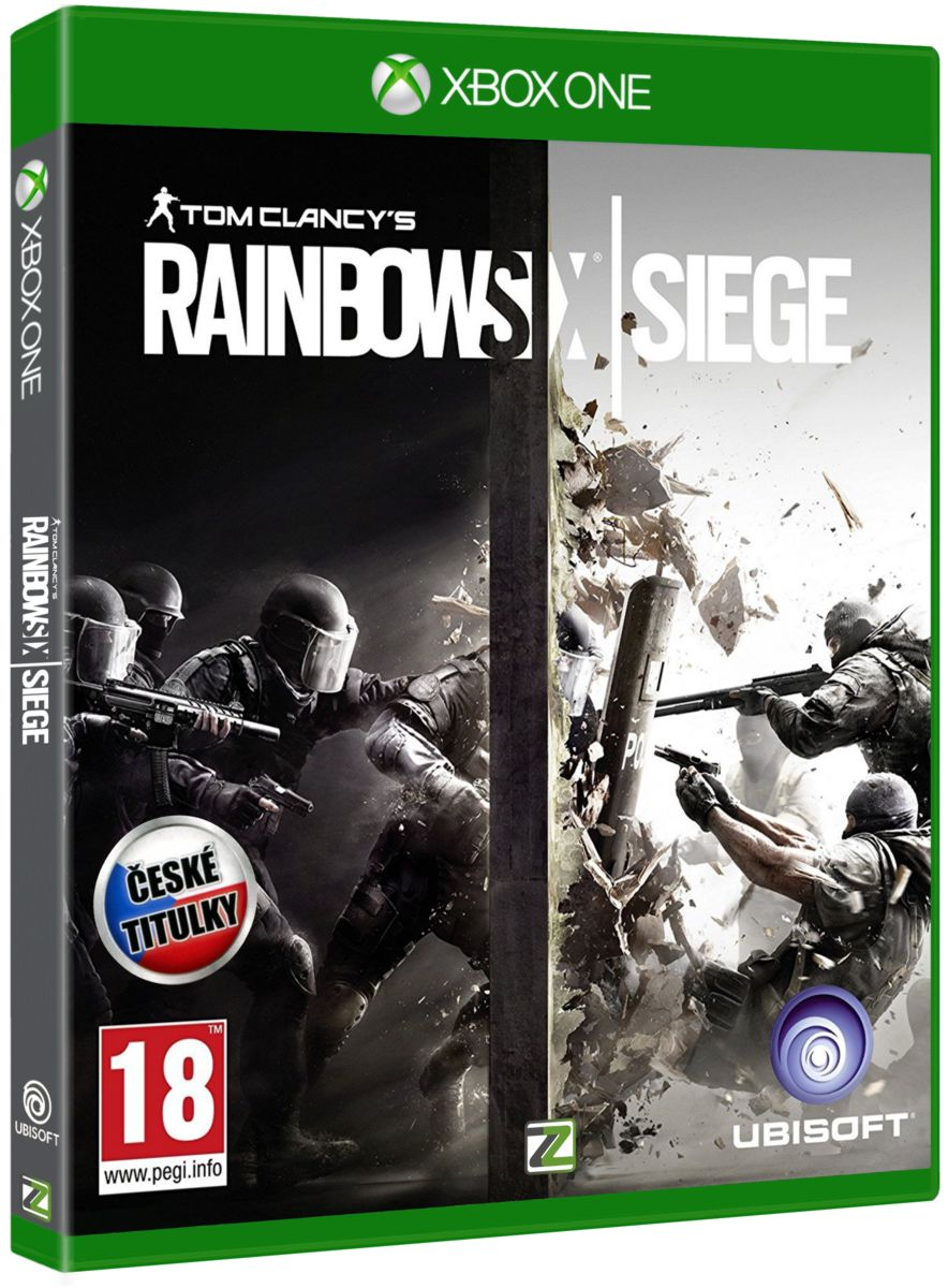 TOM CLANCY'S RAINBOW SIX: SIEGE - Xone