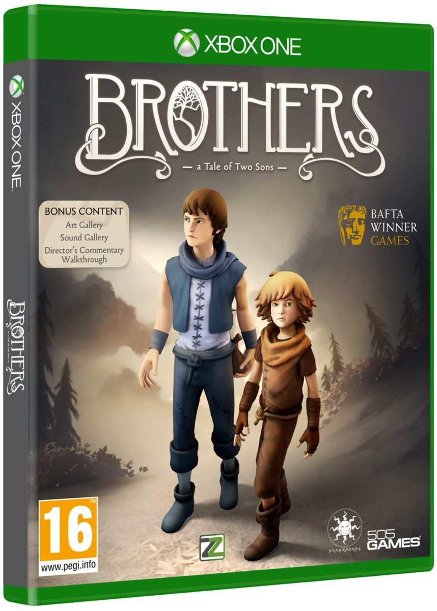 BROTHERS - A TALE OF TWO SONS - Xone
