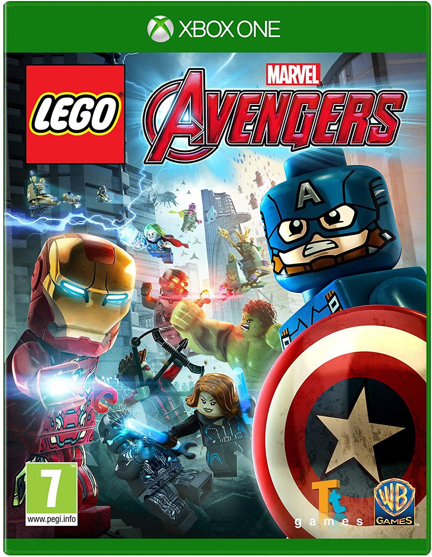 LEGO MARVELS AVENGERS - Xone