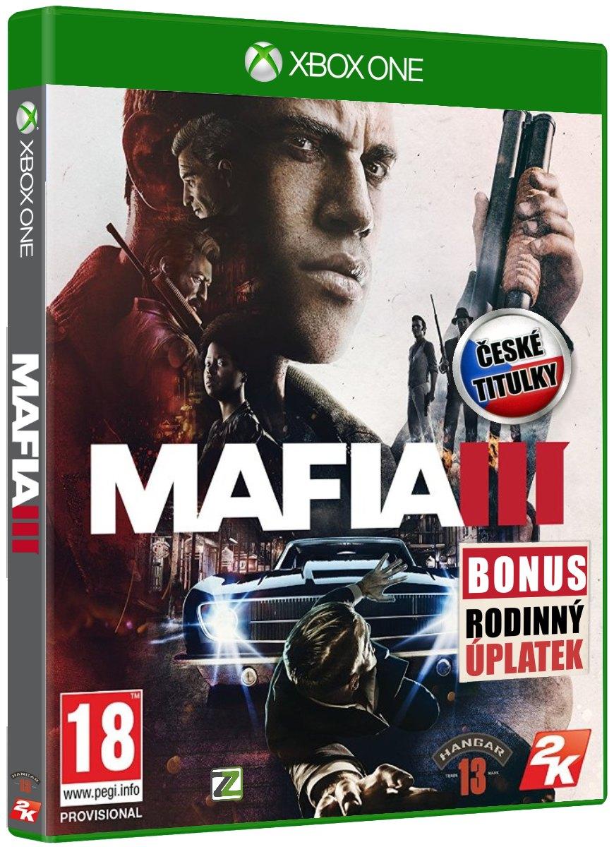 MAFIA 3 - Xone