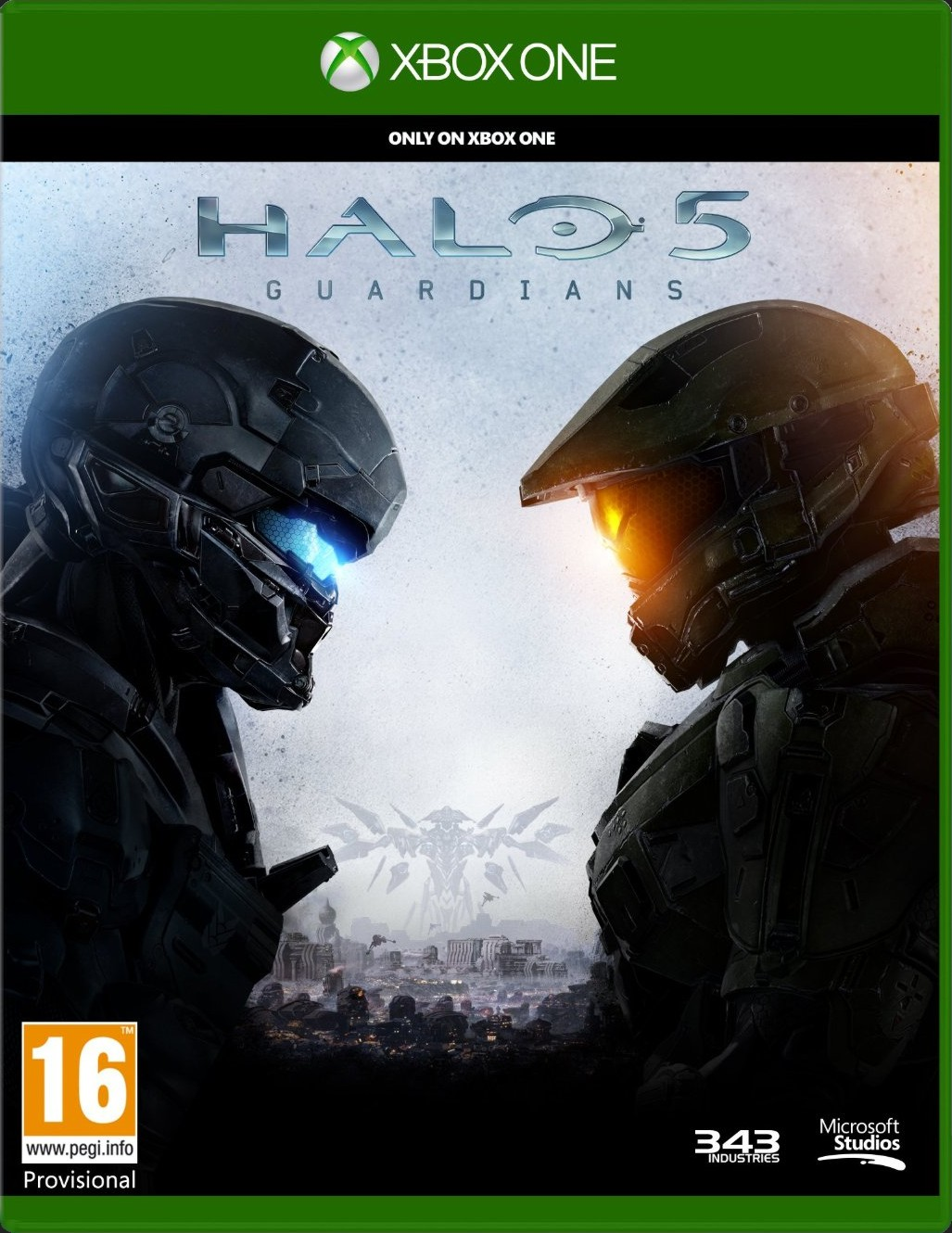 HALO 5: GUARDIANS - Xone