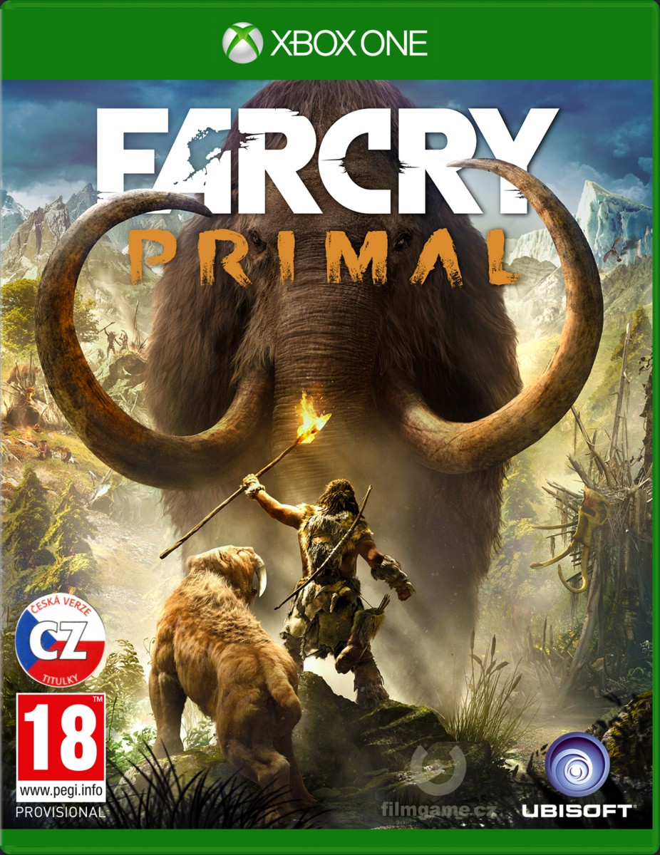 FAR CRY PRIMAL CZ - Xone