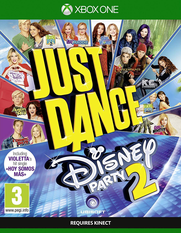 JUST DANCE DISNEY PARTY 2 - Xone