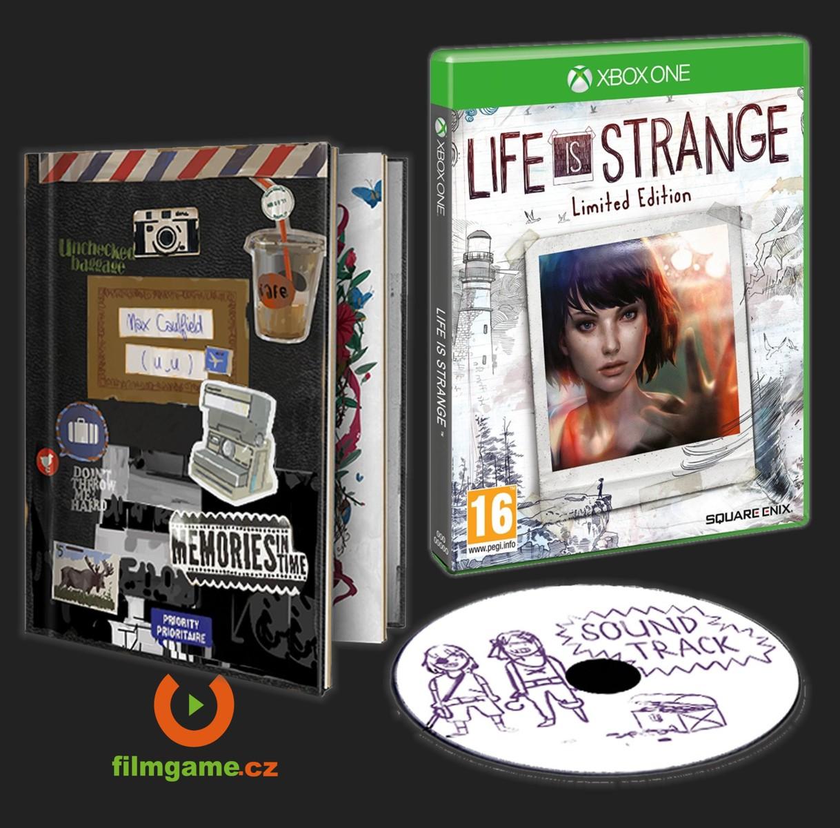 LIFE IS STRANGE LIMITED EDITION - Xone