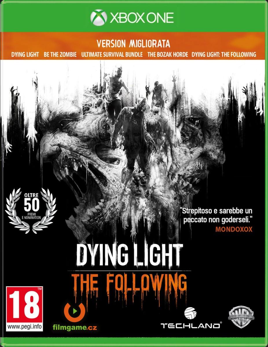 DYING LIGHT: THE FOLLOWING - ENHANCED EDITION - Xone