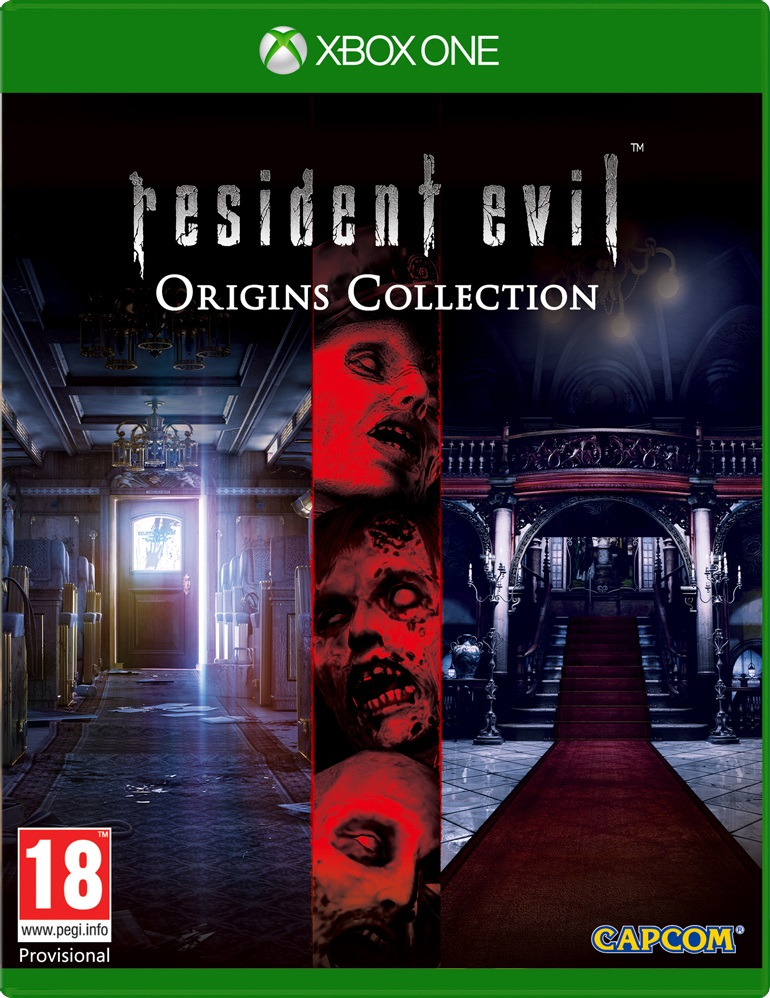RESIDENT EVIL ORIGINS COLLECTION - Xone