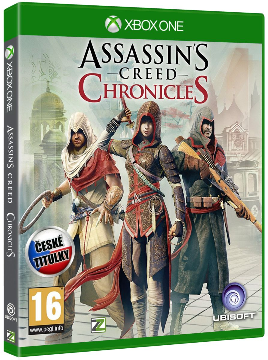 ASSASSINS CREED CHRONICLES CZ - Xone