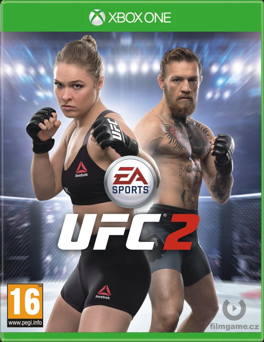 EA Sports UFC 2 - Xone
