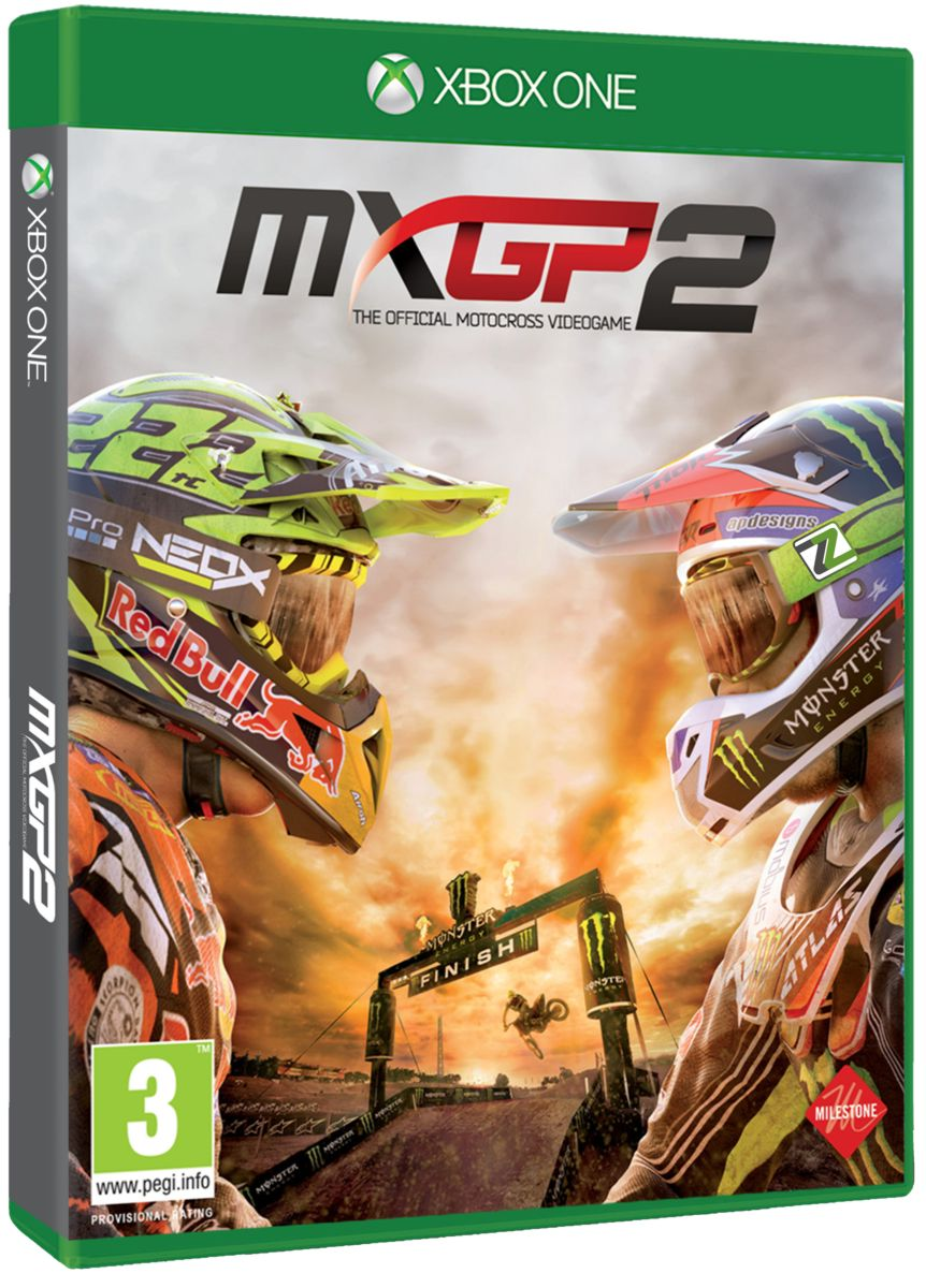 MXGP2: The Official Motocross Videogame - Xone