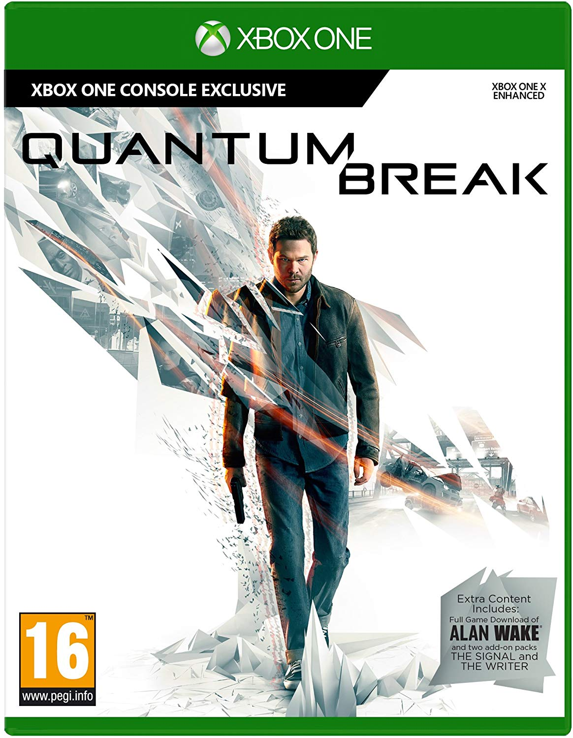 QUANTUM BREAK - Xone