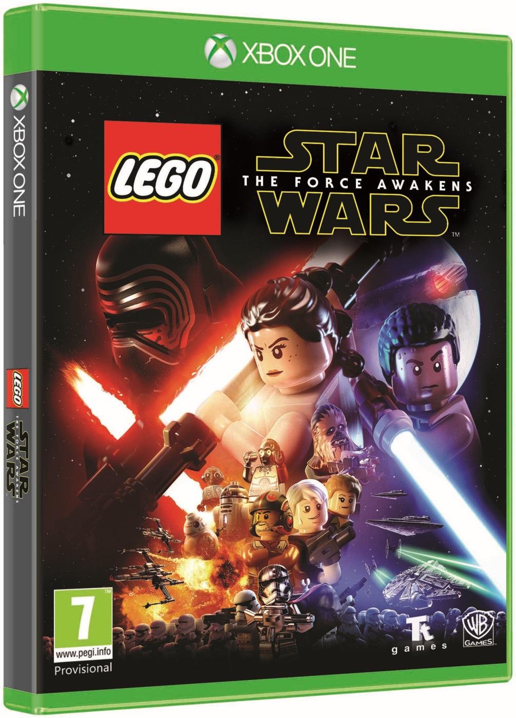 LEGO STAR WARS: THE FORCE AWAKENS - Xone