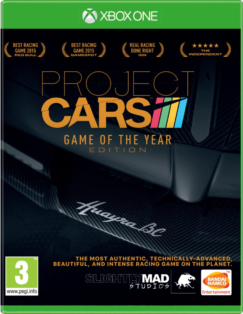 PROJECT CARS GAME OF THE YEAR EDITION - Xone