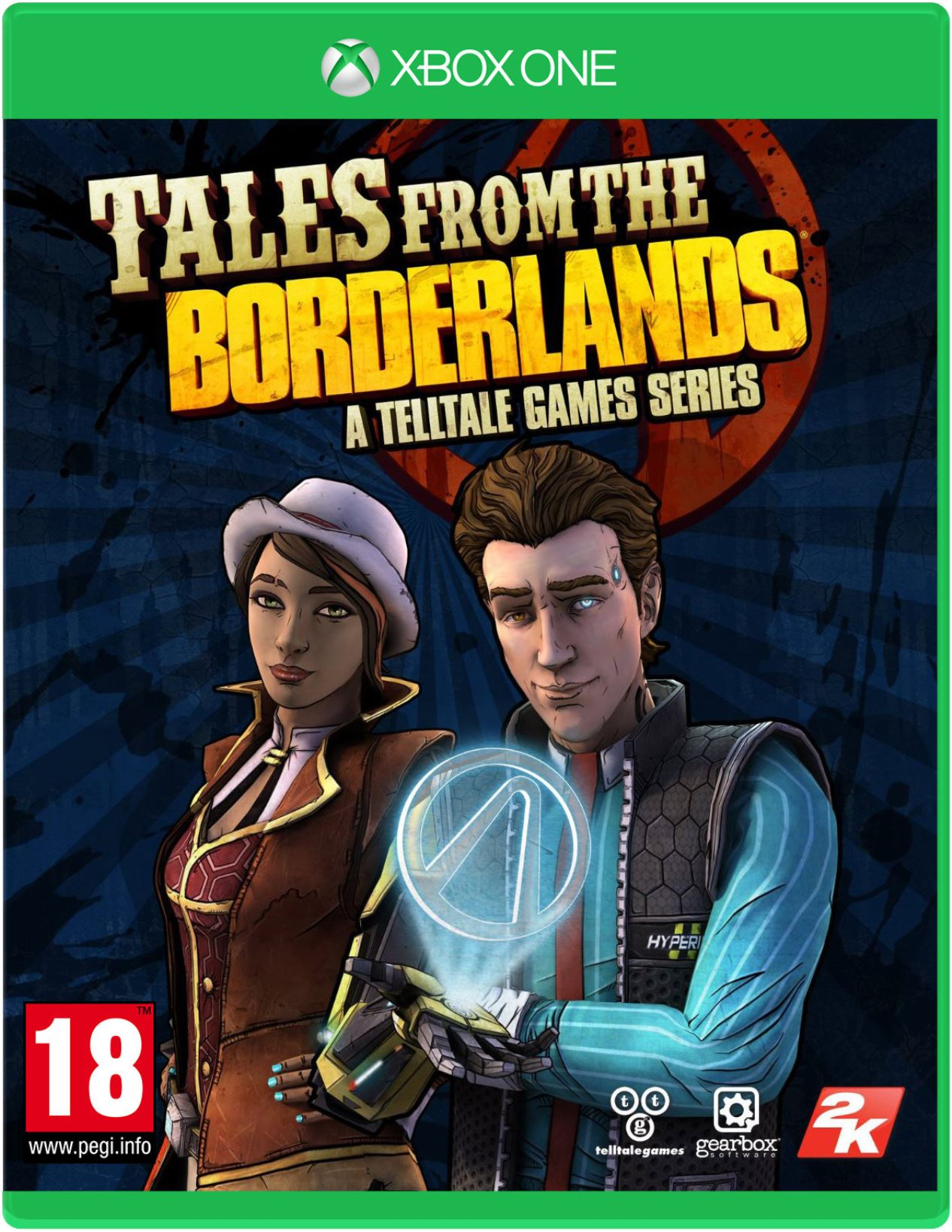 TALES FROM THE BORDERLANDS: A TELLTALE GAMES SERIES - Xone