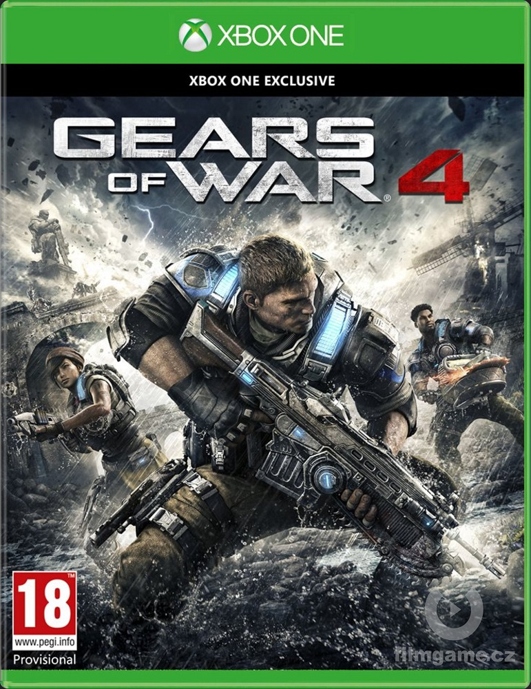 GEARS OF WAR 4 - Xone