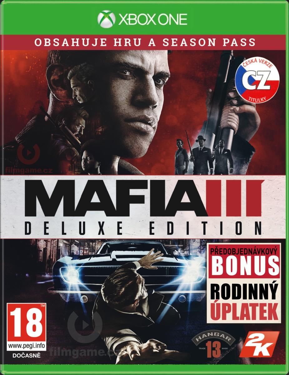 MAFIA III DELUXE EDITION - Xone