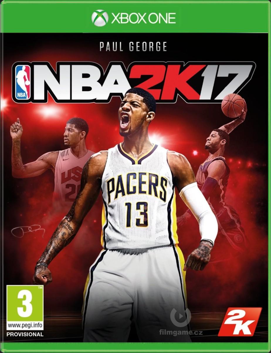 NBA 2K17 - Xone