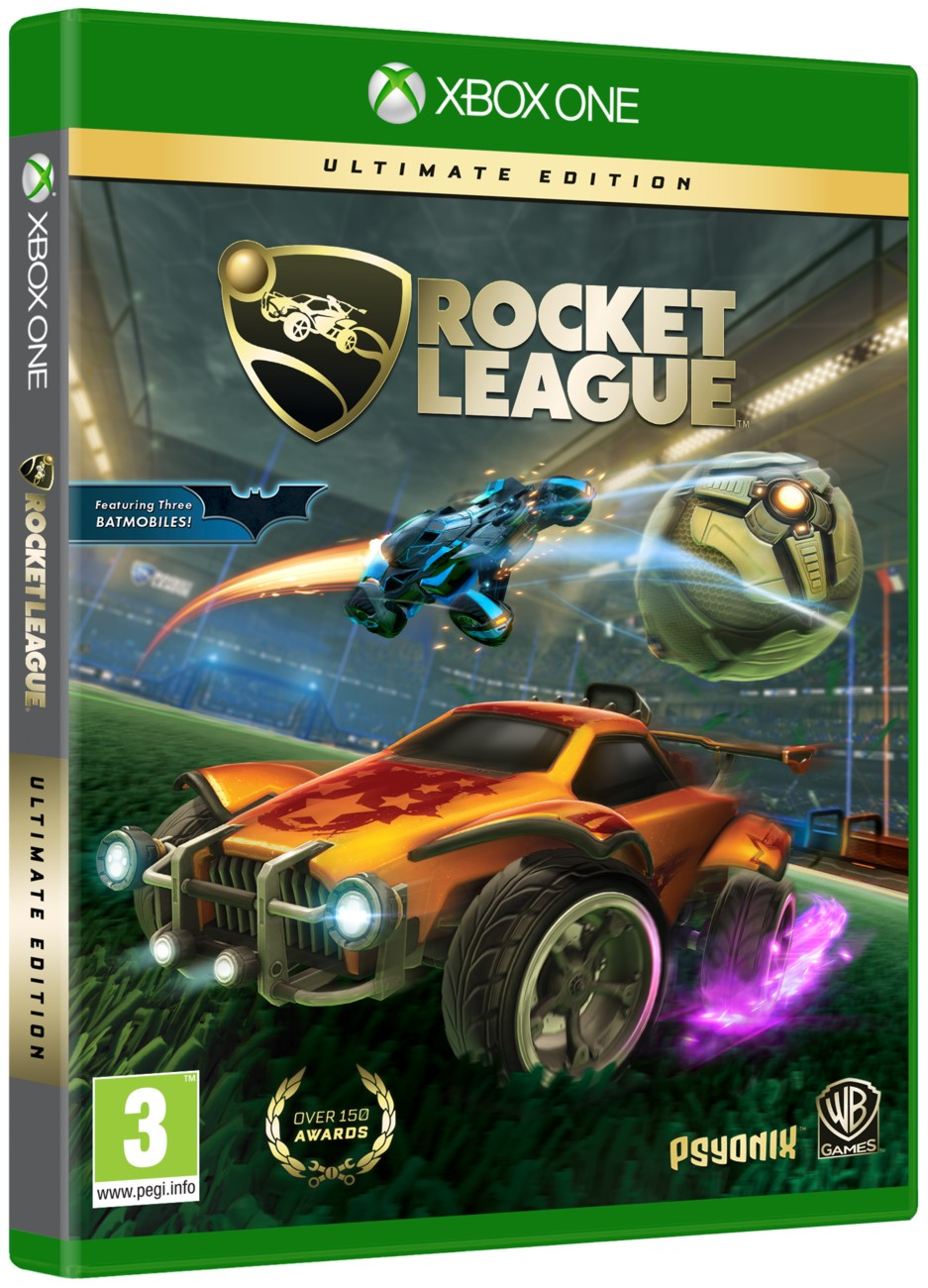 Rocket League Ultimate Edition - Xone