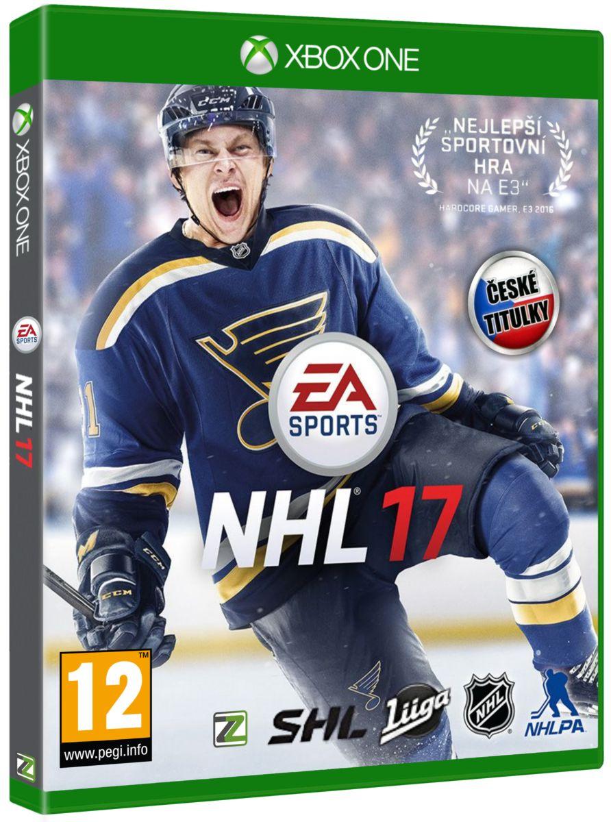 NHL 17 CZ - Xone