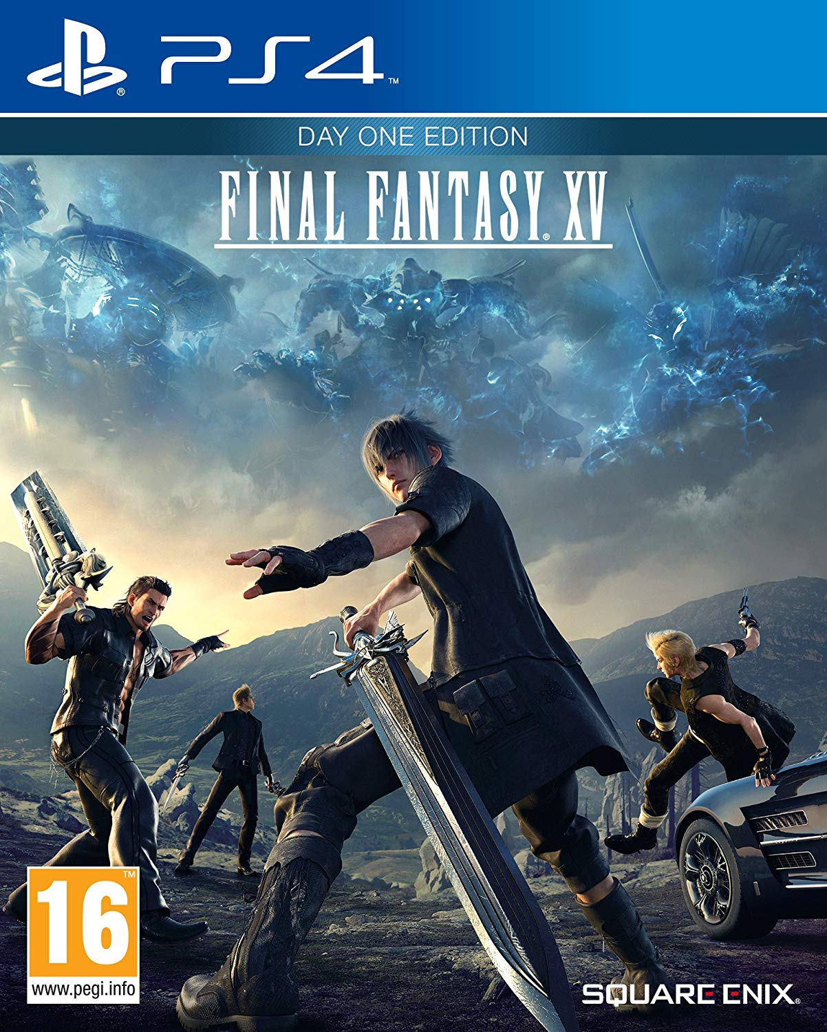 FINAL FANTASY XV - DAY ONE EDITION - Xone