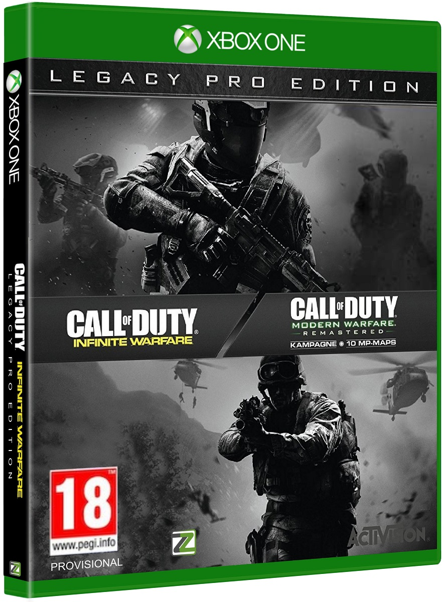 CALL OF DUTY: INFINITE WARFARE LEGACY PRO EDITION - Xone