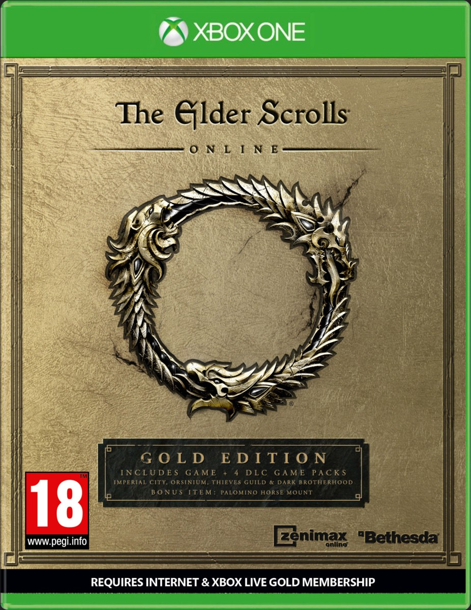 THE ELDER SCROLLS ONLINE: GOLD EDITION - Xone