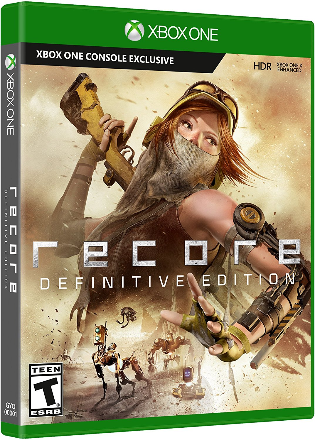 RECORE Definitive Edition - Xone