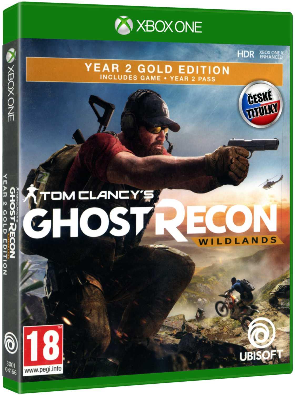 Tom Clancy's Ghost Recon: Wildlands Gold Y2 CZ - Xone
