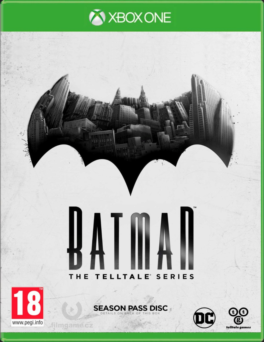 BATMAN - THE TELLTALE SERIES - Xone
